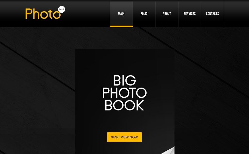 Szablon Galerii Zdjęć #35184 na temat: galeria fotografii New Screenshots BIG