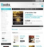 Books VirtueMart  Template 35199