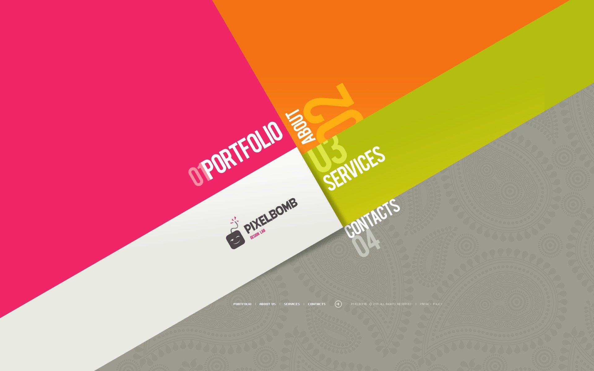 portfolio design templates