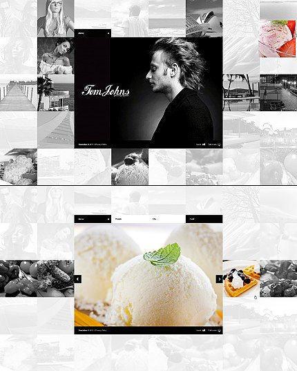 ADOBE Photoshop Template 35200 Home Page Screenshot