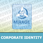 Corporate Identity Template 35229