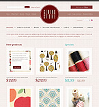osCommerce  Template 35279