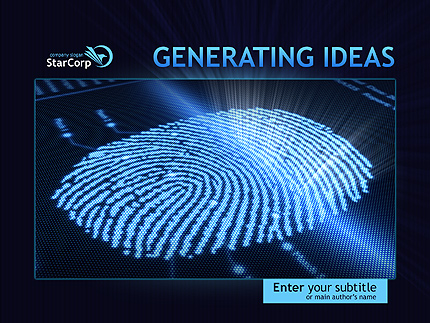 MASTER PAGE SCREENSHOT