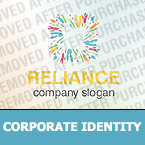 Corporate Identity Template 35344