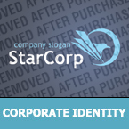 Corporate Identity Template 35345