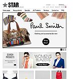 Fashion ZenCart  Template 35349