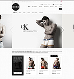 Fashion ZenCart  Template 35355