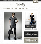 Fashion ZenCart  Template 35356