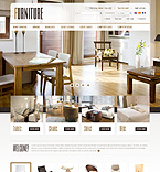 Furniture PrestaShop Template 35375