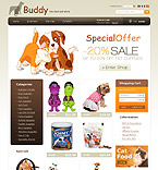 Animals & Pets PrestaShop Template 35388