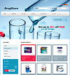 Medical PrestaShop Template 35391