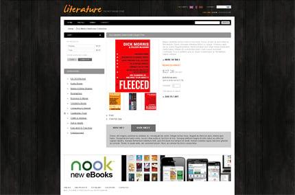 ADOBE Photoshop Template 35392 Home Page Screenshot