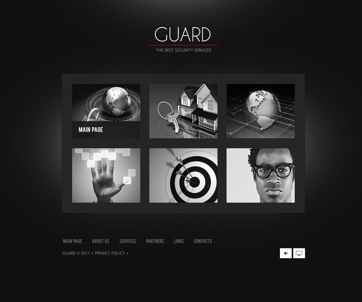 Protection Website Templates By Daniel C Adams