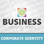 Corporate Identity Template 35477