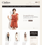 Fashion VirtueMart  Template 35499