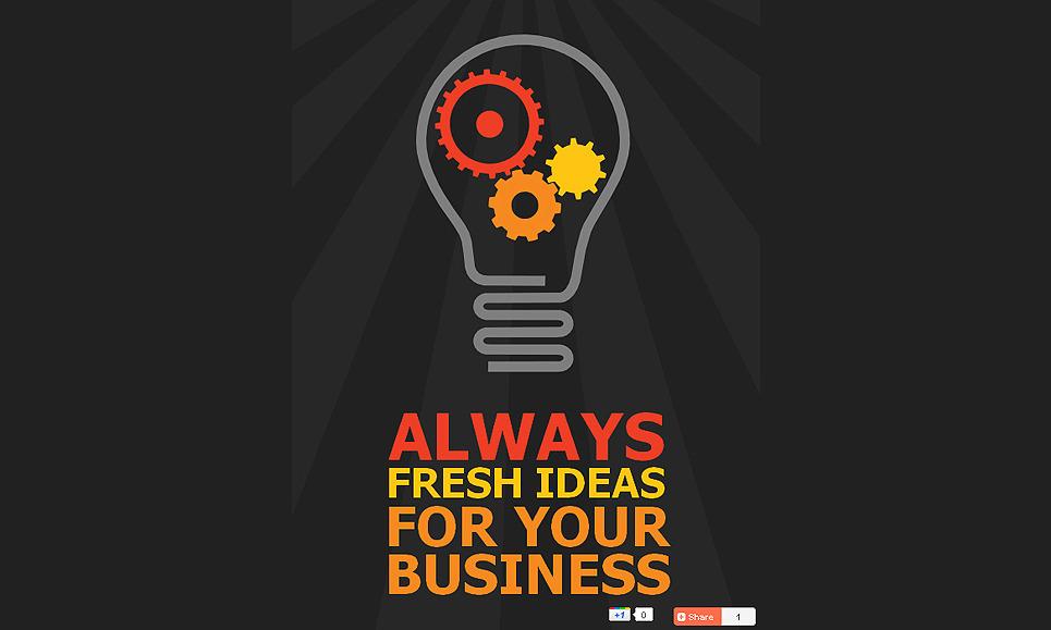business facebook ppt