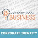 Corporate Identity Template 35566