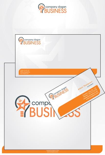 Corporate Identity 35566 Screenshot