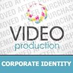 Media Corporate Identity Template 35567