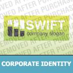 Corporate Identity Template 35579