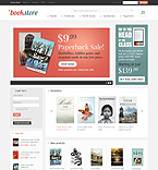 Books VirtueMart  Template 35584