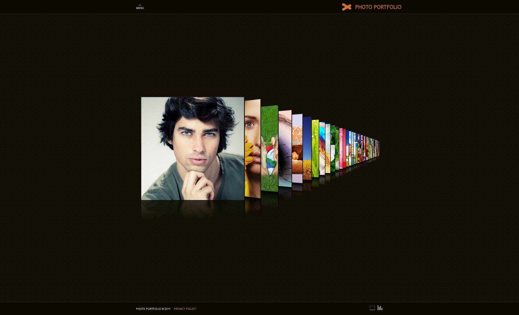 Photo Gallery Web Templates
