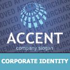 Corporate Identity Template 35668