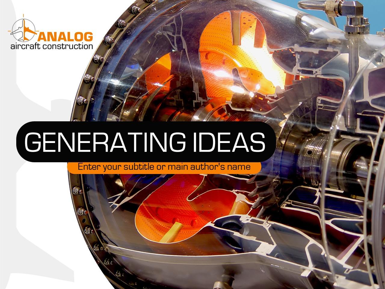 Építőipari vállalatok témakörű PowerPoint sablon 35667 - képernyőkép