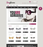 Fashion ZenCart  Template 35784