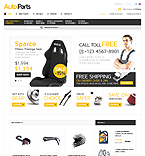 Cars osCommerce  Template 35790