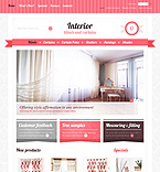 Furniture osCommerce  Template 35791