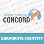 Corporate Identity Template 35819