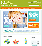Gifts PrestaShop Template 35888
