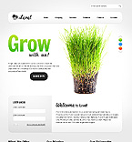 Art & Photography Turnkey Websites 2.0 Template 35911