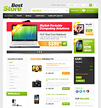 Electronics PrestaShop Template 35961