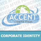Corporate Identity #35968 | TemplateDigitale.com