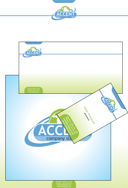 Corporate Identity 35968 Screenshot