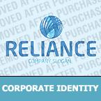 Corporate Identity Template 35969
