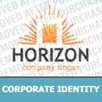 Corporate Identity Template 35984