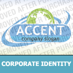 Corporate Identity Template 35985