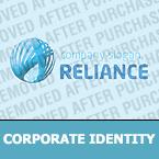 Corporate Identity Template 35986