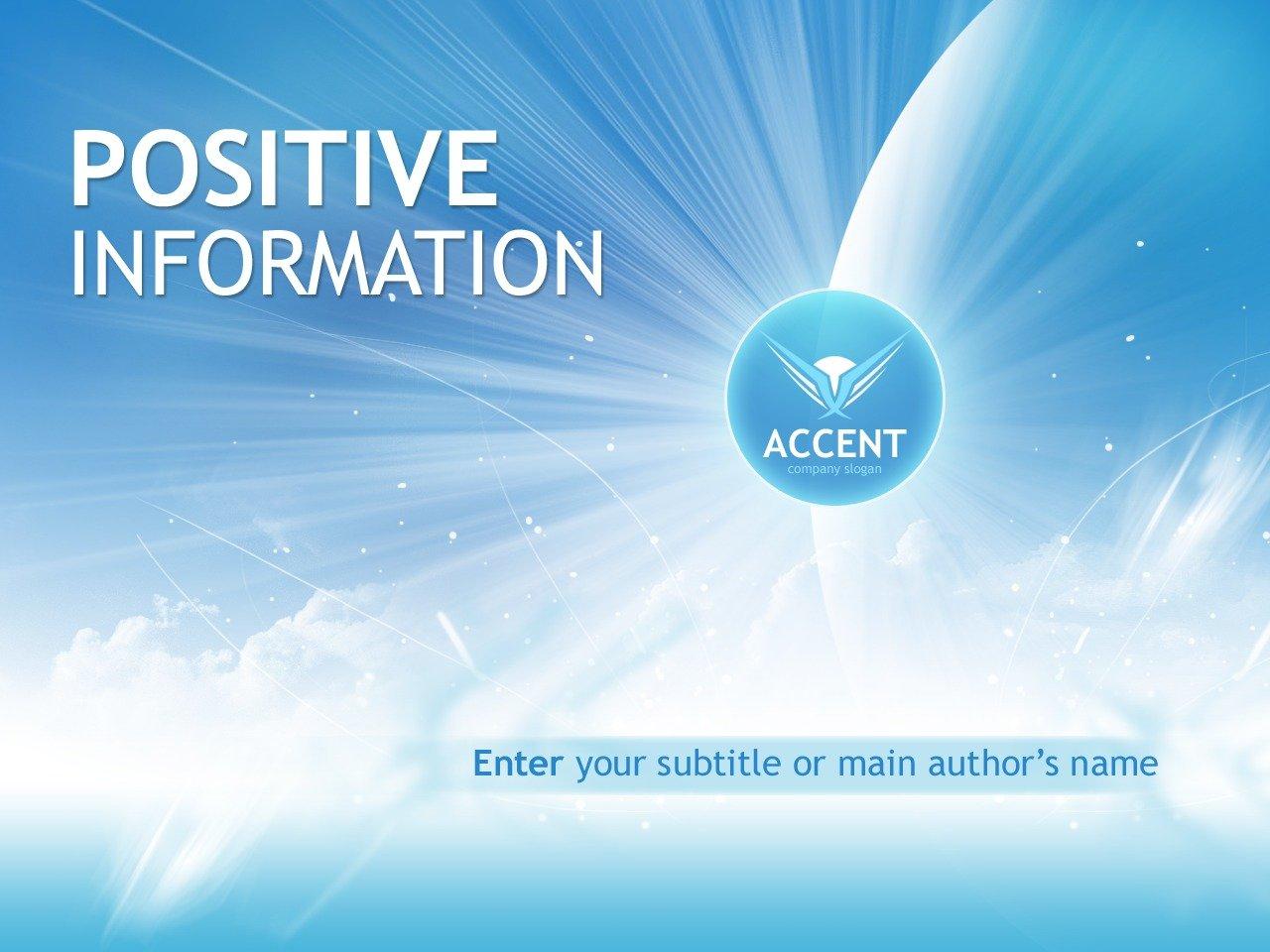 PowerPointmall för Företag & tjänster #35982 - skärmbild