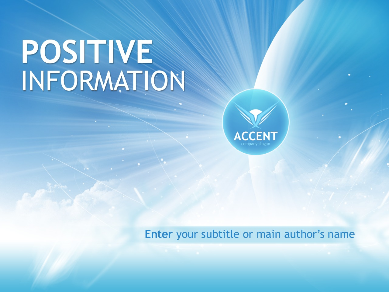 Tema PowerPoint #35982 per Un Sito di Business e Servizi - screenshot