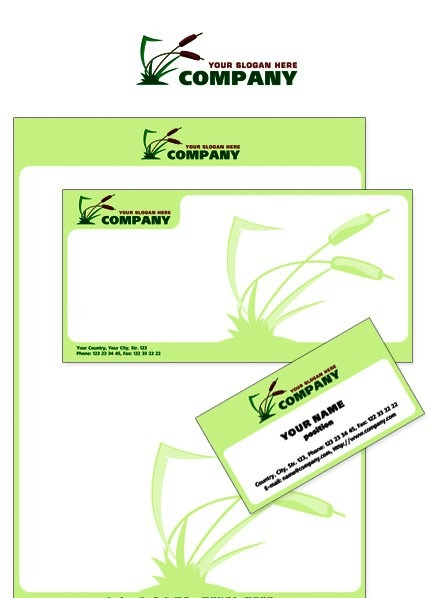 Neutral Corporate Identity Template Corporate Identity preview