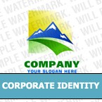Corporate Identity Template 3681