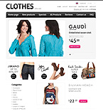 Fashion ZenCart  Template 36018