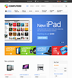 Computers PrestaShop Template 36023