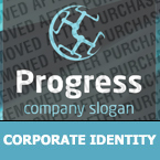 Template 36092 Corporate Identity (psd Only)