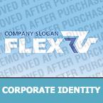 Corporate Identity Template 36095