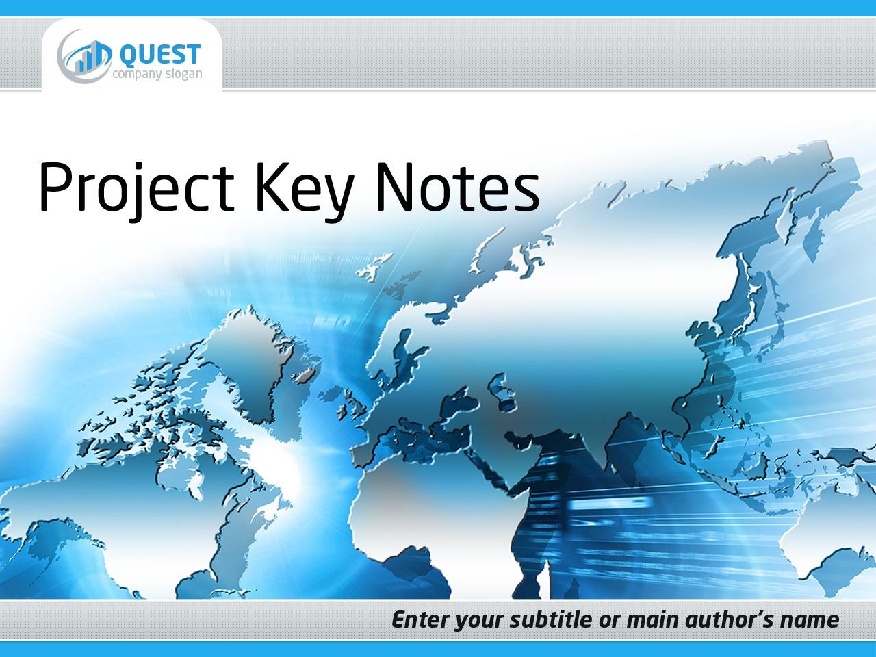 Template PowerPoint para Sites de Negócios e Prestadores de Serviços №36089 - captura de tela